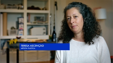 24. Teresa Ascenção, visual artist (Toronto) [PT/EN]: https://pchpblog.wordpress.com/2016/04/08/our-interview-with-artist-teresa-ascencao-on-rtp/