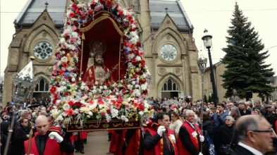 31. Senhor Santo Cristo procession and St. Mary's Catholic Church, ft. Fr. Fernando Couto (Toronto) [PT]: https://pchpblog.wordpress.com/2016/05/18/our-piece-on-st-marys-church-senhor-santo-cristo-procession-on-rtp/