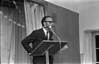 Photo by Norm Betts, May 1969. Clara Thomas Archives & Special Collections, York University, Toronto Telegram fonds, F0433, ASC08241.