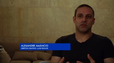 41. Alexandre Amâncio, creative director with Ubisoft and Lune Rouge (Montreal) [PT]: https://pchpblog.wordpress.com/2016/08/31/our-story-on-the-video-game-maker-alexandre-amancio-aired-on-rtp/