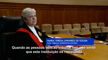 52. Maria Teresa Linhares de Sousa, Ontario Superior Court Justice (Ottawa) [EN]: https://pchpblog.wordpress.com/2016/12/07/our-story-on-the-ontario-superior-court-justice-maria-linhares-de-sousa-aired-on-rtp/