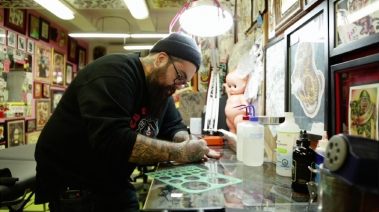 62. James Monteiro, tattoo artist (Toronto) [EN]: https://pchpblog.wordpress.com/2017/03/08/our-interview-with-the-tattoo-artist-james-monteiro-aired-on-rtpi/