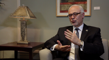89. Carlos Leitão, Minister of Finance of Quebec (Montreal): https://pchpblog.wordpress.com/2017/09/22/our-interview-with-the-quebec-minister-of-finance-carlos-leitao-aired-on-rtpi/